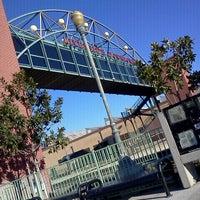 Photo taken at Metrolink Riverside-Downtown Station by Eileen G. on 1/13/2012
