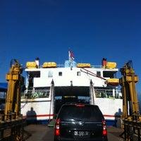 Photo taken at On the boat by Novi M. on 3/22/2012