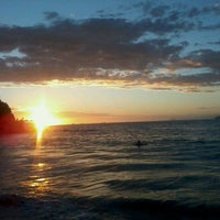 Photo taken at Praia do Curral by Mauro M. on 1/3/2012