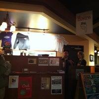 Photo taken at Jockamo Upper Crust Pizza by Gemini K. on 1/5/2012