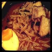 Photo taken at Gerai Makanan Japanese BBQ by Sylvester H. on 6/2/2012