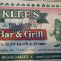 Photo taken at Klee's Bar & Grill by Todd V. on 9/3/2011