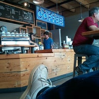 Photo taken at Water Avenue Coffee Company by Geoff S. on 6/24/2012