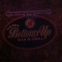 Photo taken at Bottoms Up Bar & Grill by adam d. on 7/21/2011