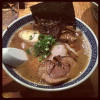Photo taken at Kambi Ramen House by Jessica D. on 10/29/2011