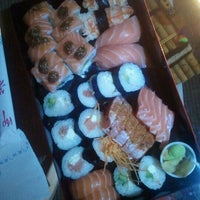Photo taken at Sushimoto by Martin M. on 12/3/2011