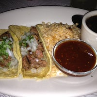 Photo taken at Pure Taqueria by Lindy F. on 9/8/2012