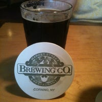 Photo taken at Market Street Brewing Company by Christopher C. on 7/29/2012