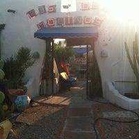 Photo taken at Los Dos Molinos by Kim on 6/2/2012