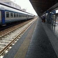 Photo taken at Venezia Mestre Railway Station (XVY) by Cinzia C. on 5/18/2012
