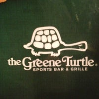 Photo taken at The Greene Turtle by Jonathan M. on 3/9/2012