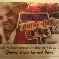 Photo taken at Gold N' Silver Inn by Susan B. on 6/16/2012