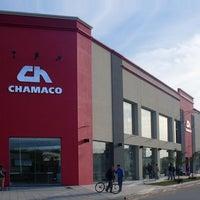 Photo taken at Chamaco (Metalúrgico), una empresa del Grupo Bercomat by Grupo Bercomat on 10/5/2011