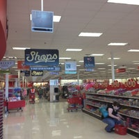 Photo taken at Target by Iyetade O. on 5/18/2012
