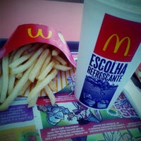 Photo taken at McDonald's by Gabriela A. on 2/29/2012