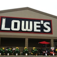 Photo taken at Lowe's Home Improvement by Shana D. on 7/21/2012