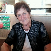 Photo taken at Longhorn Cafe by Carolyn S. on 12/22/2011