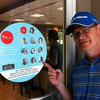 Photo taken at Chick-fil-A by Ray M. on 5/3/2012