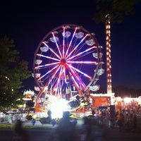 Photo taken at Indiana State Fairgrounds by Nora S. on 8/16/2012