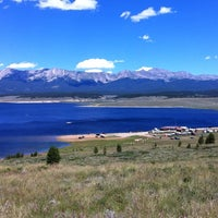 Photo taken at Taylor park trading post by Laurene F. on 8/9/2011