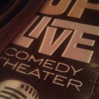 Photo taken at Stand Up Live by 4sq Expert on 11/18/2011