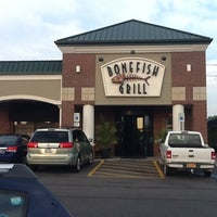 Photo taken at Bonefish Grill by Sean D. on 7/16/2012