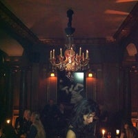 Photo taken at Hôtel Costes by Yael R. on 3/3/2012