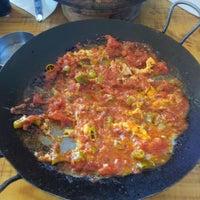 Photo taken at Madalyalı Restaurant by Burak O. on 9/6/2011