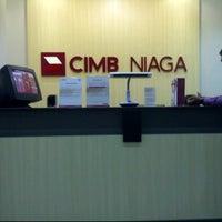 Photo taken at CIMB Niaga - Sultan Agung by Nikho S. on 11/22/2011