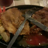 Photo taken at Dunia Steak by intan m. on 6/2/2012