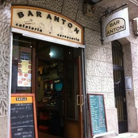 Photo taken at Bar Anton by Gustavo R. on 8/27/2011