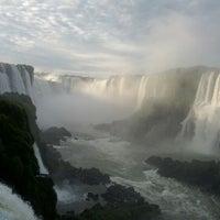 Photo taken at Iguazu Falls by Steve L. on 12/27/2011
