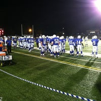 Photo taken at Doyle Field by Dan D. on 11/4/2011