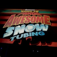 Photo taken at ICE! & SNOW Tubing - Gaylord Texan by Sleepypasture on 11/25/2011