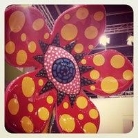 Photo taken at ART HK 12 - Hong Kong International Art Fair by Phoenix G. on 5/19/2012