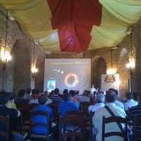 Photo taken at Castello di Valbona by Fabio F. on 7/3/2011