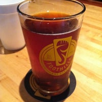 Photo taken at Foothills Brewing by Brodie E. on 8/17/2011