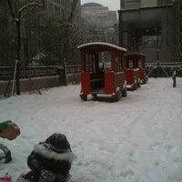 Photo taken at 칙칙폭폭놀이터 by Watson on 1/23/2011