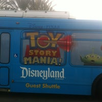 Photo taken at Toy Story Parking Lot by Joe H. on 12/11/2011