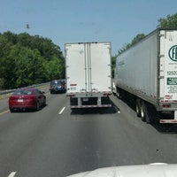 Photo taken at Interstate 95 by Mike T. on 7/6/2012