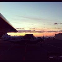 Photo taken at Aeropuerto Cabo San Lucas (MMSL) by CARLOS G. on 2/22/2012