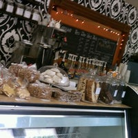 Photo taken at White Rabbit Bakery by Diane B. on 10/2/2011