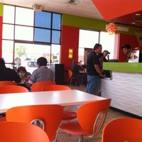 Photo taken at Pick Up Stix by Mary P. on 10/16/2011