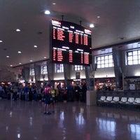 Photo taken at Gare Centrale by Cristina E. on 9/3/2012