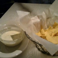 Photo taken at Pure Taqueria by Nancy M. on 1/17/2012