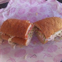 Photo taken at Jersey Mike's Subs by Kevin L. on 10/28/2011