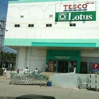 Photo taken at Tesco Lotus by V N. on 10/21/2011