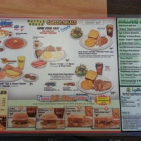 Photo taken at Waffle House by Charlie R. on 8/20/2012