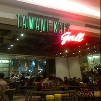 Photo taken at Tamani Kafe Grill by F.Fanie F. on 8/9/2012