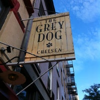 Photo taken at The Grey Dog by Steve M. on 6/5/2012